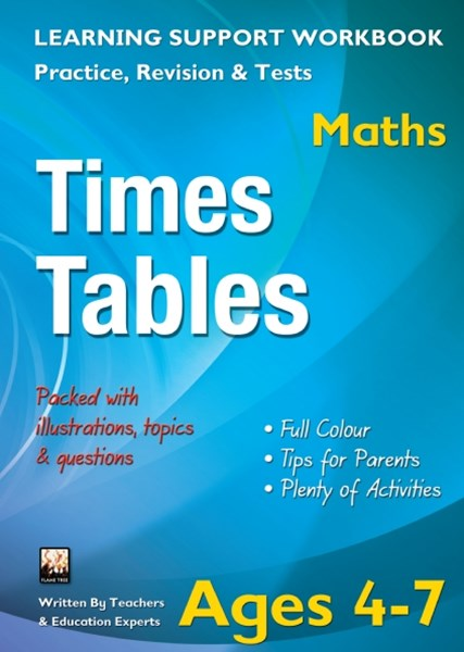 Learning Times Tables Ages 4 - 7