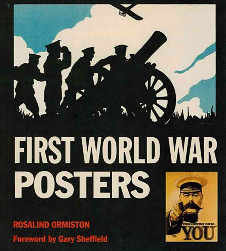 First World War Posters: Masterpieces of Art