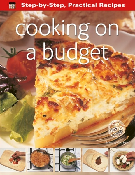 Step by Step Cooking on a Budget