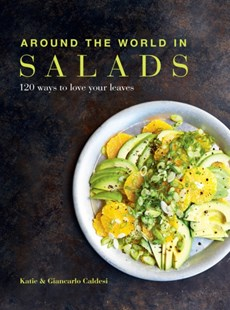 (ebook) Around the World in Salads - Cooking Cooking Reference