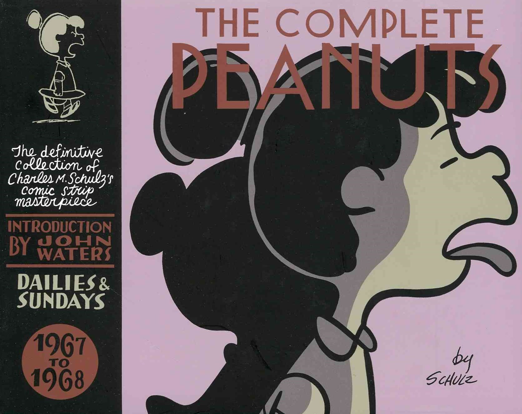 Complete Peanuts 1967-1968 V9