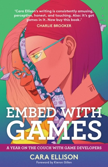 (ebook) Embed With Games