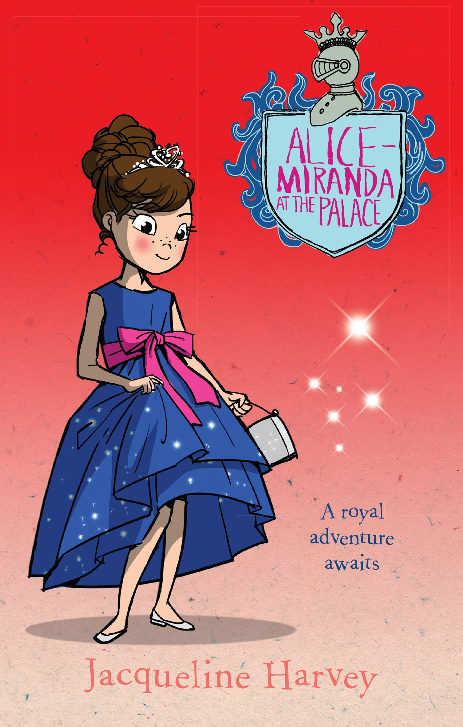 Alice-Miranda at the Palace (Alice-Miranda Book 11)