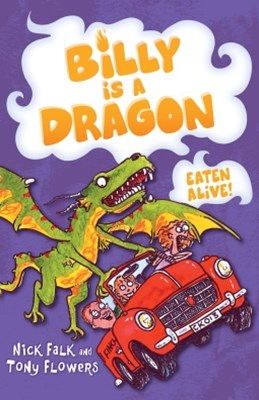 Billy is a Dragon 4: Eaten Alive!