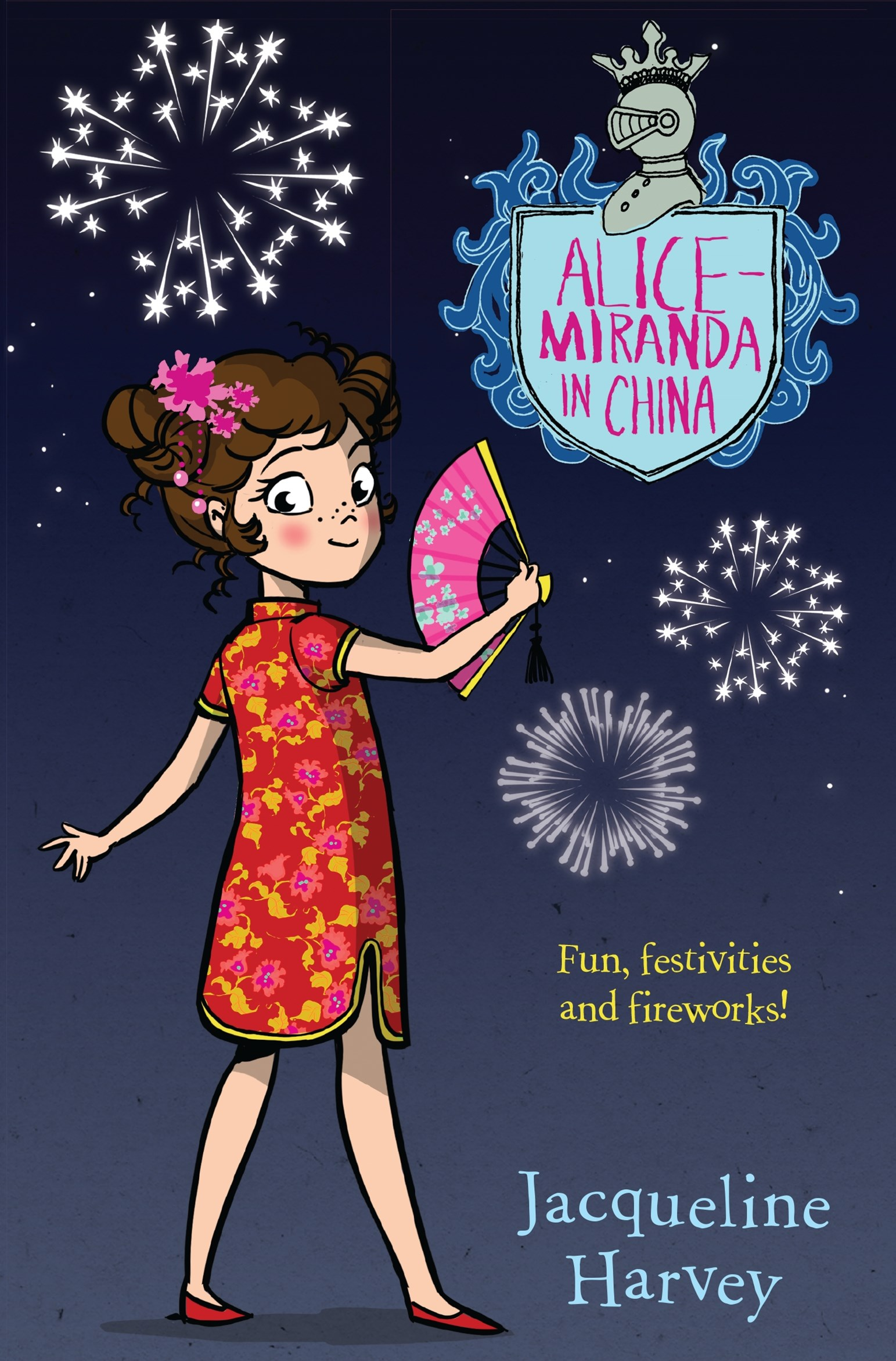 Alice-Miranda in China (Alice-Miranda Book 14)