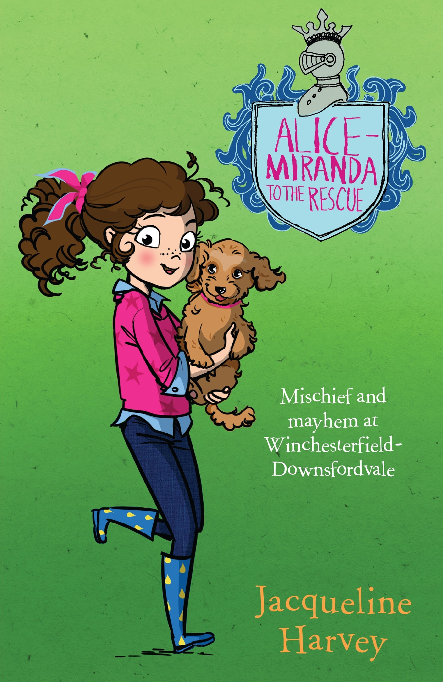 Alice-Miranda to the Rescue (Alice-Miranda Book 13)