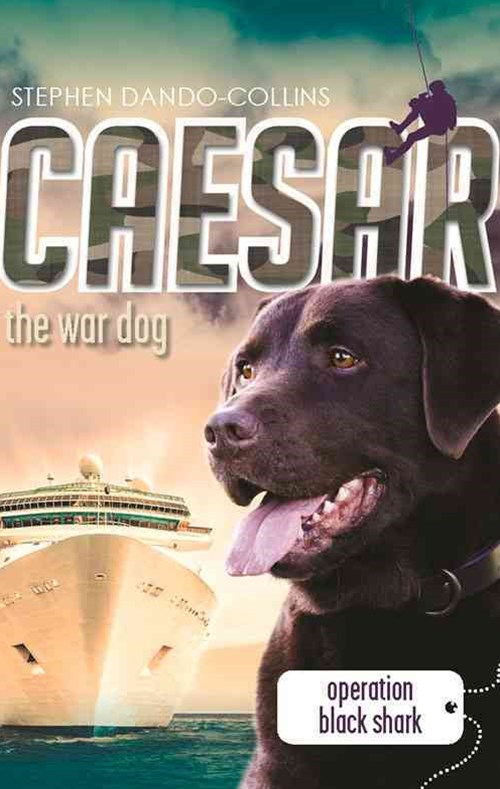 Caesar the War Dog - Operation Black Shark