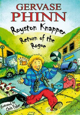 Royston Knapper: Return of the Rogue