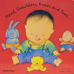 Head, Shoulders, Knees and Toes ...