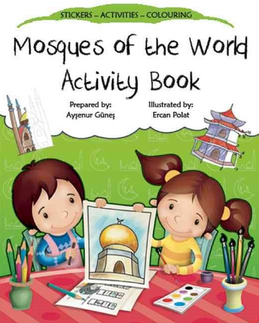 Mosques of the World Activity Book