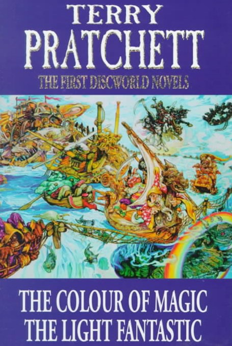 The First Discworld Novels: &quote;Colour of Magic&quote;, &quote;Light Fantastic&quote;