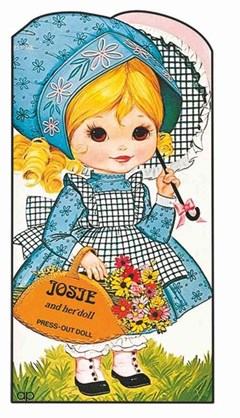 Josie and Her Doll: Giant Doll Dressing Books