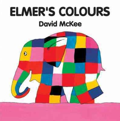 Elmer's Colours (Board Book)