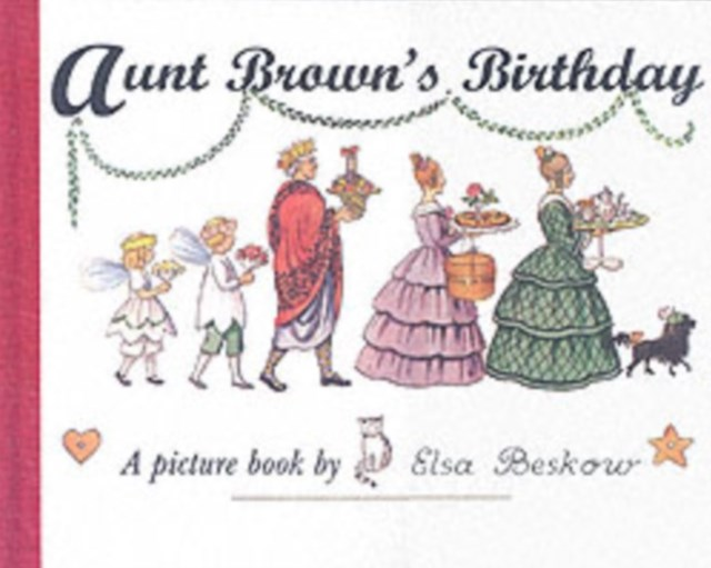 Aunt Brown's Birthday