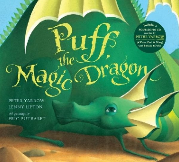 Puff, The Magic Dragon + CD