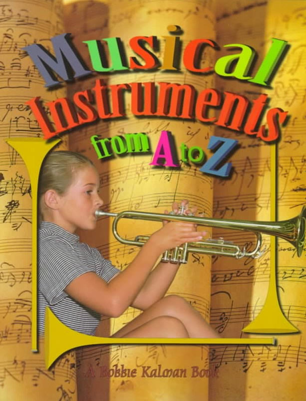 Musical Instruments from A to Z