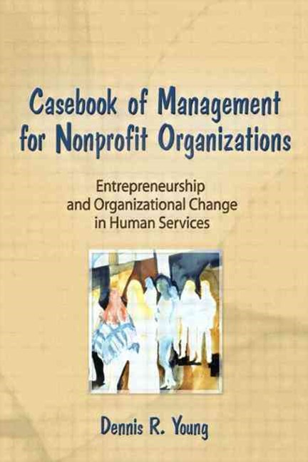 Casebook of Management for Nonprofit Organizations