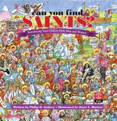Can You Find Saints?
