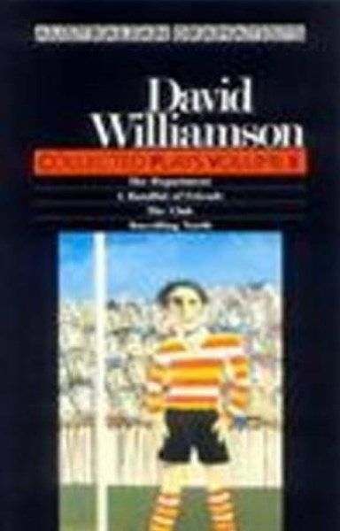Williamson Collected Plays Vol. 2
