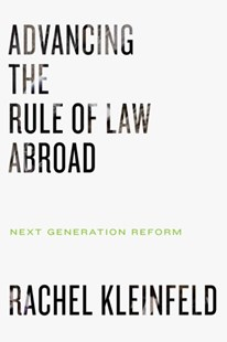 (ebook) Advancing the Rule of Law Abroad - Politics Political Issues