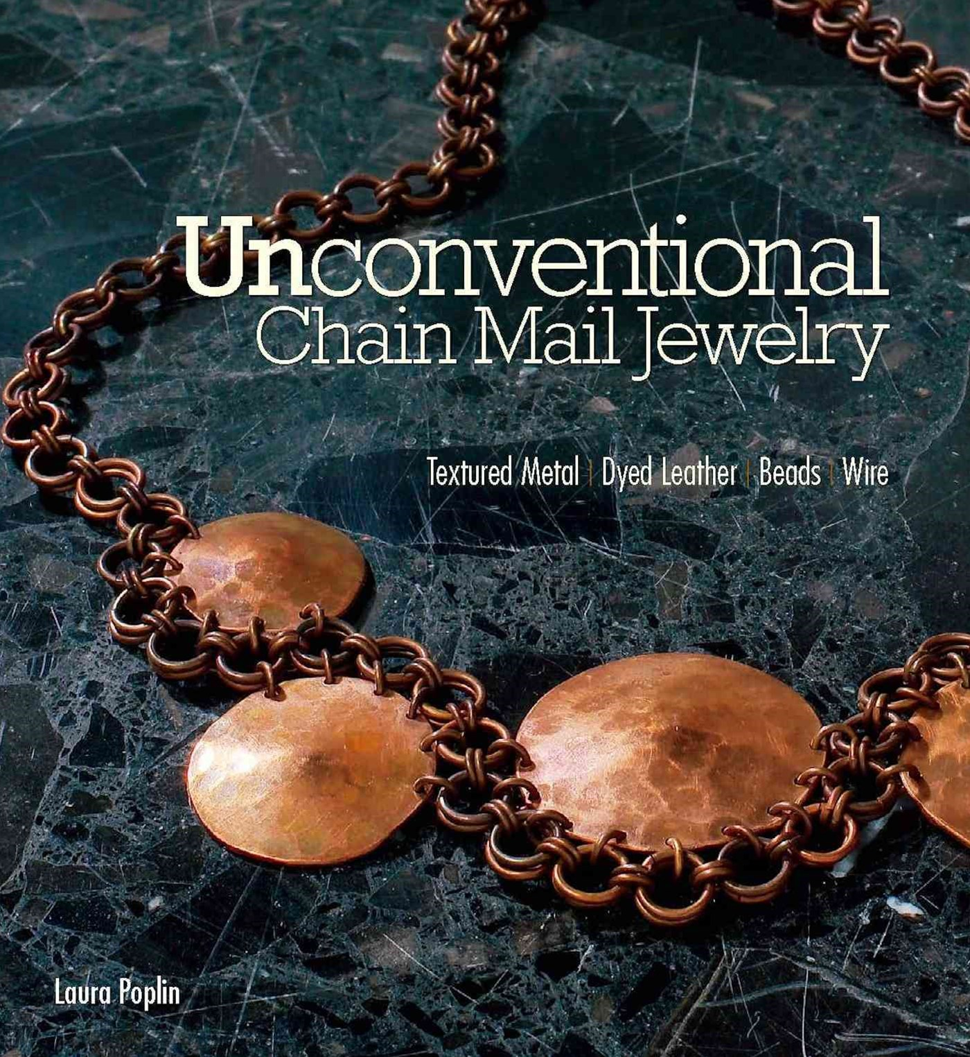 (ebook) Unconventional Chain Mail Jewelry
