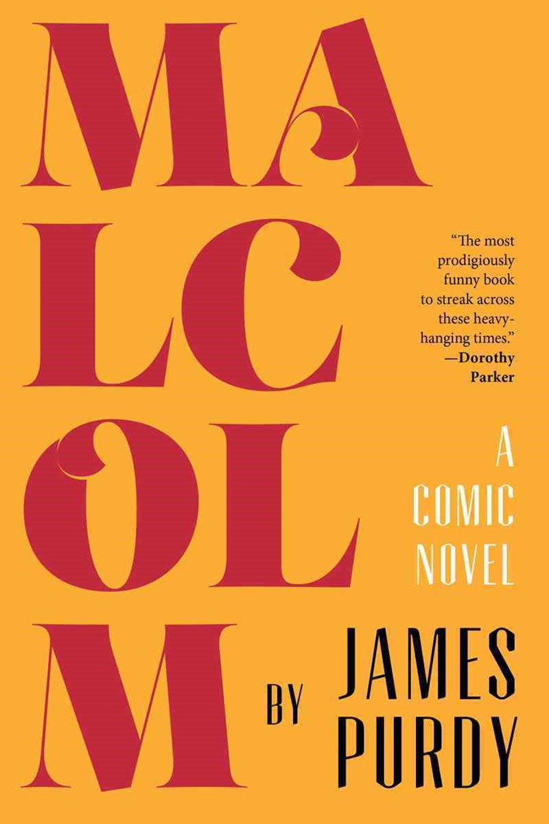 Malcolm a Comic Novel