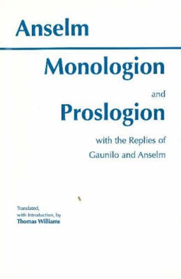Monologion and Proslogion