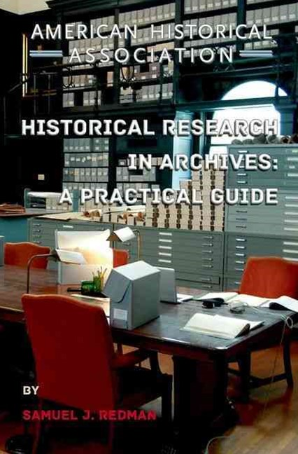 Historical Research in Archives