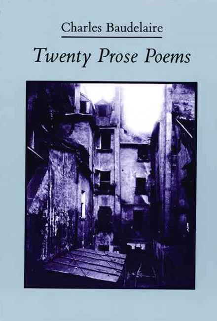 Twenty Prose Poems