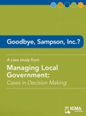 Goodbye, Sampson, Inc.?