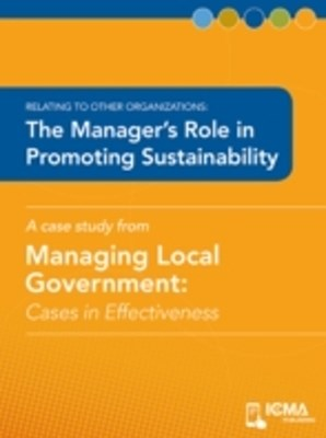 Manager's Role in Promoting Sustainability