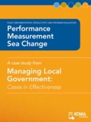 Performance Measurement Sea Change