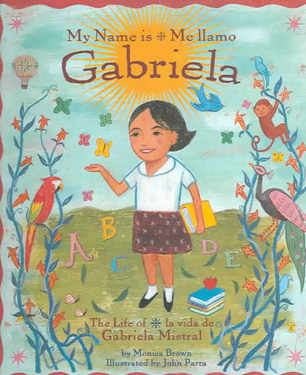 My Name Is Gabriela/Me Llamo Gabriela