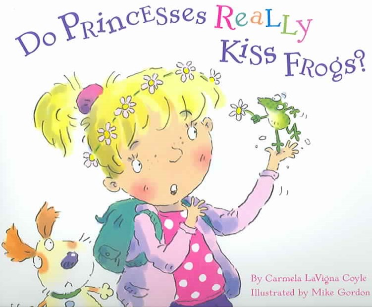 Do Princesses Really Kiss Frogs?