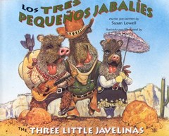 The Three Little Javelinas(Los Tres Pequenos Jabalies)