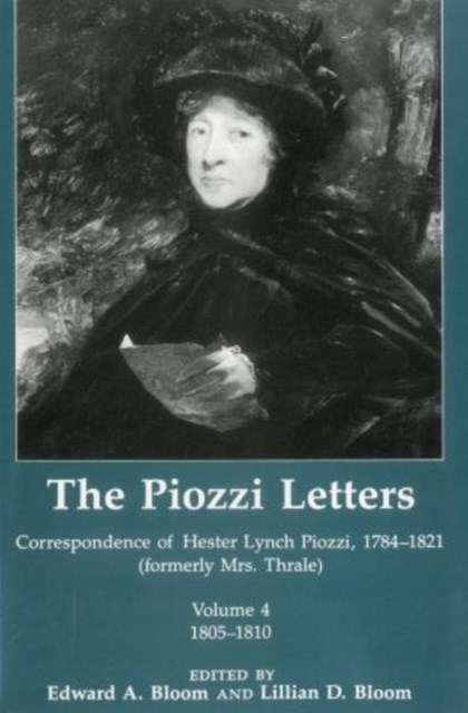 The Piozzi Letters