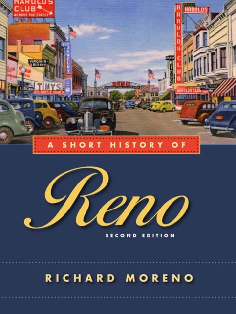 Short History of Reno, Second Edition