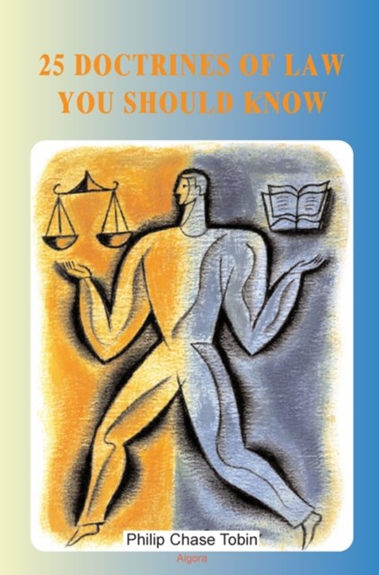 (ebook) 25 Doctrines of Law You Should Know