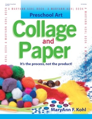 Preschool Art: Collage & Paper