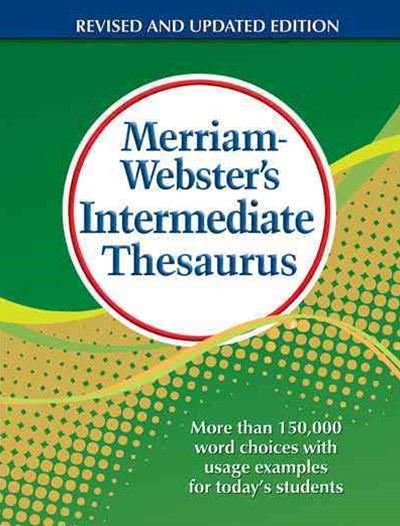 MW Intermediate Thesaurus