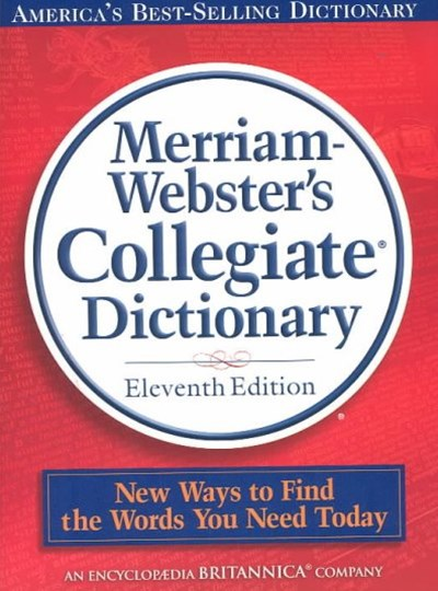Merriam-Webster's Collegiate-« Dictionary