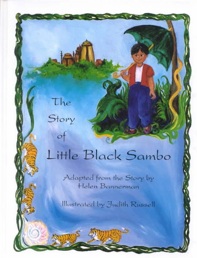 The Story of Little Black Sambo