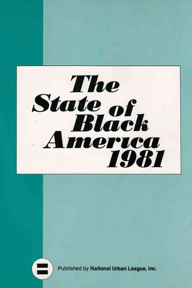 State of Black America - 1981