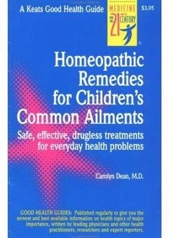 Homeopathic Remedies for 100 Children