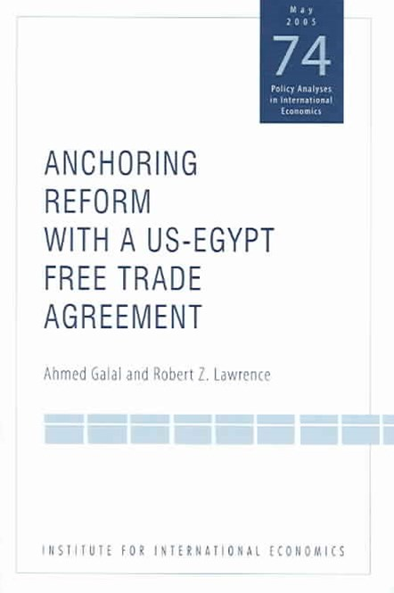 Anchoring Reform with a US-Egypt Free Trade Agreement