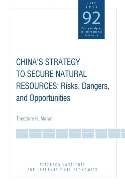 China's Strategy to Secure Natural Resources