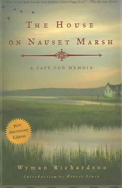House at Nauset Marsh