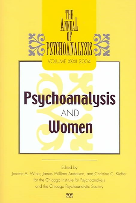 Annual of Psychoanalysis