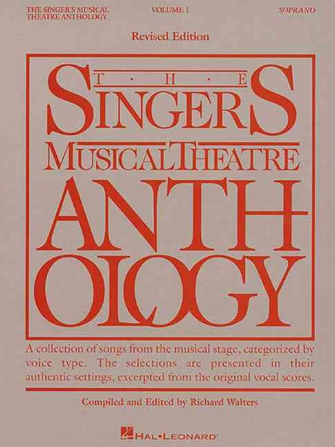 Singer's Musical Theatre Anthology: Soprano