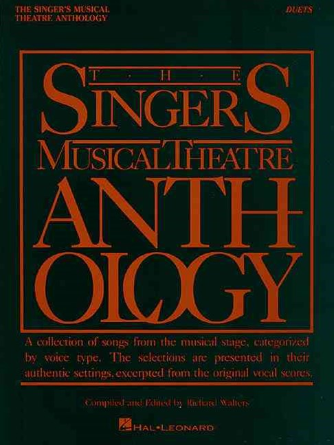 SINGERS MUSICALTHEARE ANTHOLOGY